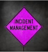 RUR36PNK-200 Incident Management Roll-Up Signs