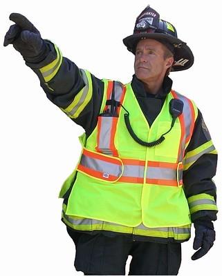 V1000 Class 2 Public Safety Vest Front