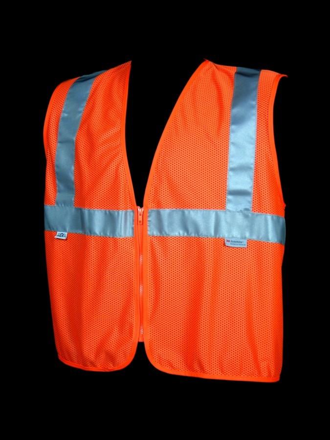 V41 Class 2 Mesh Safety Vest