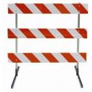 Plasticade Type III Telespar Angle Iron Barricades