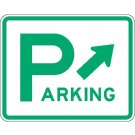 D4-1R - Parking Arrow Right