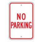 "R-70RA5 12"" x 18"" EGR Grade No Parking Sign"