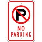 R-101 No Parking