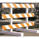 Plasticade Type III Break-Away Barricades
