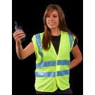V30-2 Class 2 Lime Safety Vest