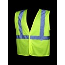 V30 Class 2 Lime Mesh Safety Vest