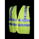 V31-2 Class 2 Lime Mesh Safety Vest
