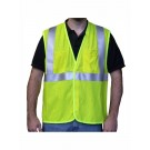 VFR3300 Class 2 Lime Fire Resistant Safety Vest