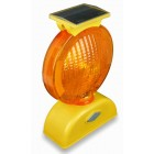 SOLAR D-Cell LED Barricade Light