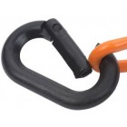 Plastic Carabiner Chain Connector