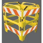 Safegate Manhole Guard - with Reflective Sheeting