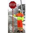 """18"""" Stop/Slow Roll Up Paddle Kit"""