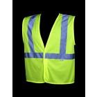 Class 2 Lime Surveyors Vest - V30