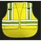 Class 2 Public Safety Vest - Green Trim - V770